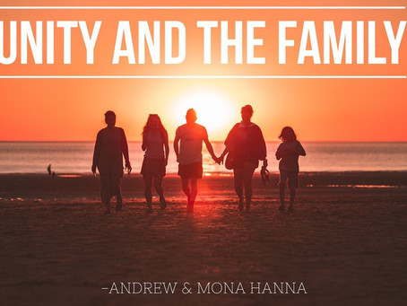 Unity & The family