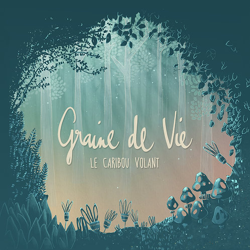 Graine de Vie - CD