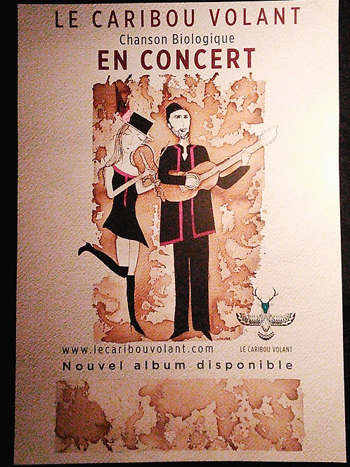 Affiche 2014 (Michela Bidetti)