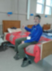 0519 John Kuipers and new bed.jpg