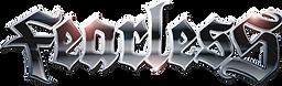 power metal band fearless logo