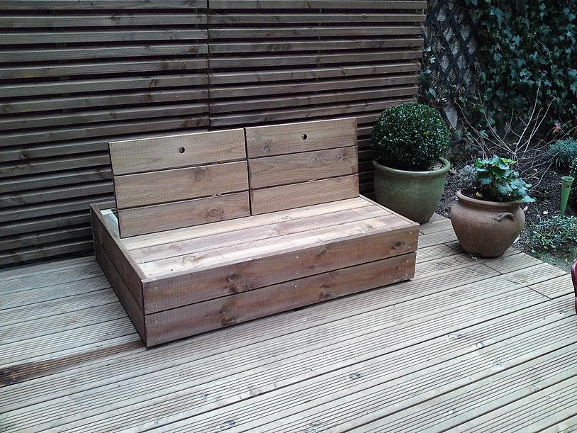lames bois pour banc de jardin restauration banc bois jardin atelier passion du bois banc de. Black Bedroom Furniture Sets. Home Design Ideas