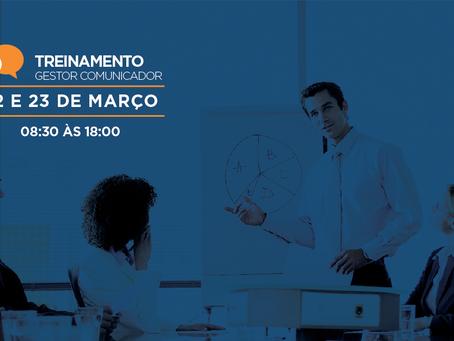 Treinamento capacita gestores e profissionais na competência comunicacional