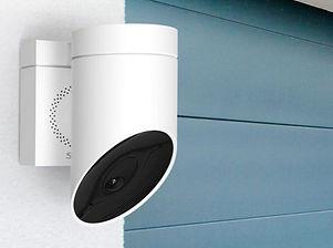 camera securité - domoticdev - domotique - alarme