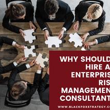 Why Should I Hire an Enterprise Risk Management Consultant?
