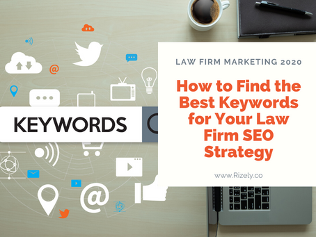 How to Find the Best Keywords for Your Law Firm SEO Strategy