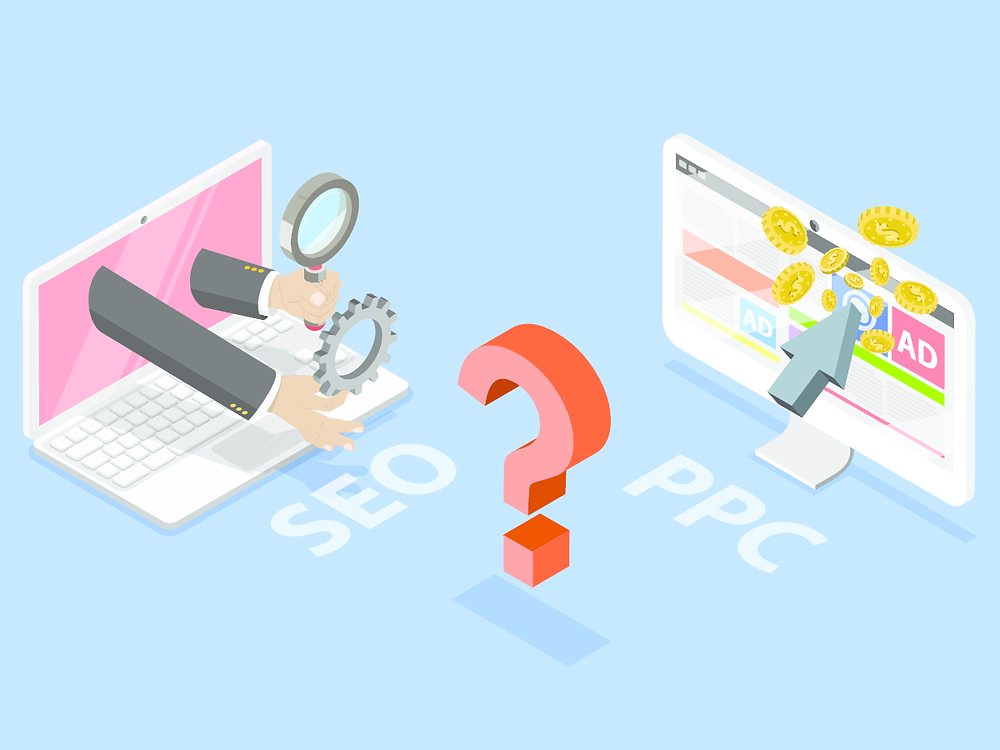 SEO vs. PPC - Best Law Firm Marketing Practices