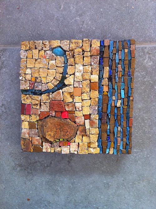 Squares - mosaic