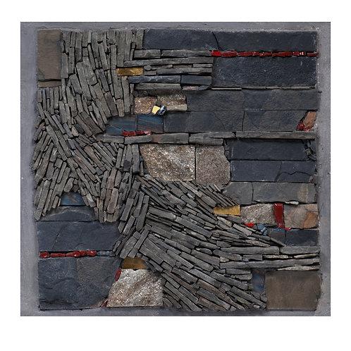 Squares - stone