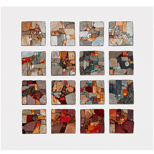 Squares - small mosaic