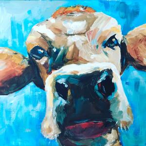 Inspiration cow