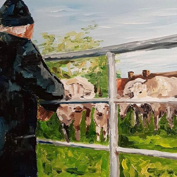 minding the farm