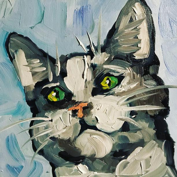 Kittens art