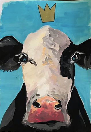 Queen of cows