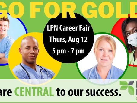 Merit Health Central to Host Walk-In LPN Career Fair August 12th