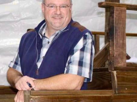 Steven White Named Mississippi's History Teacher of the Year 2021