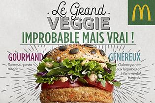 mcdo mcdonald's veggie