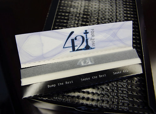 421 Rolling Paper Regular & King Size