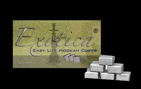 Exotica Japanese Silver Tabs 96 pcs