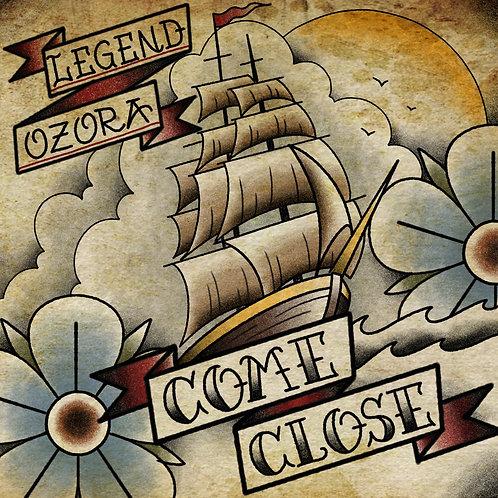 COME CLOSE (CD)