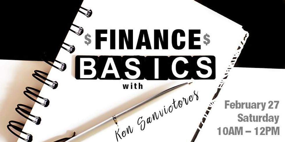 Finance Basics with Ken Sanvictores