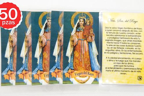 Mica Virgen del Rayo