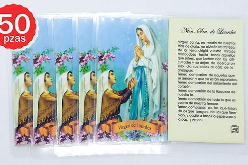 Mica Virgen de Lourdes