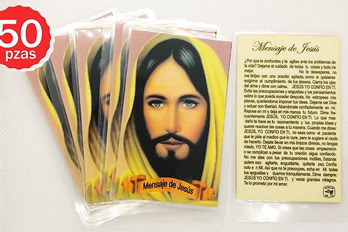 Mica Mensaje de Jesús