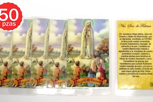 Mica Virgen de Fatima