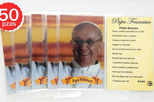 Mica Papa Francisco