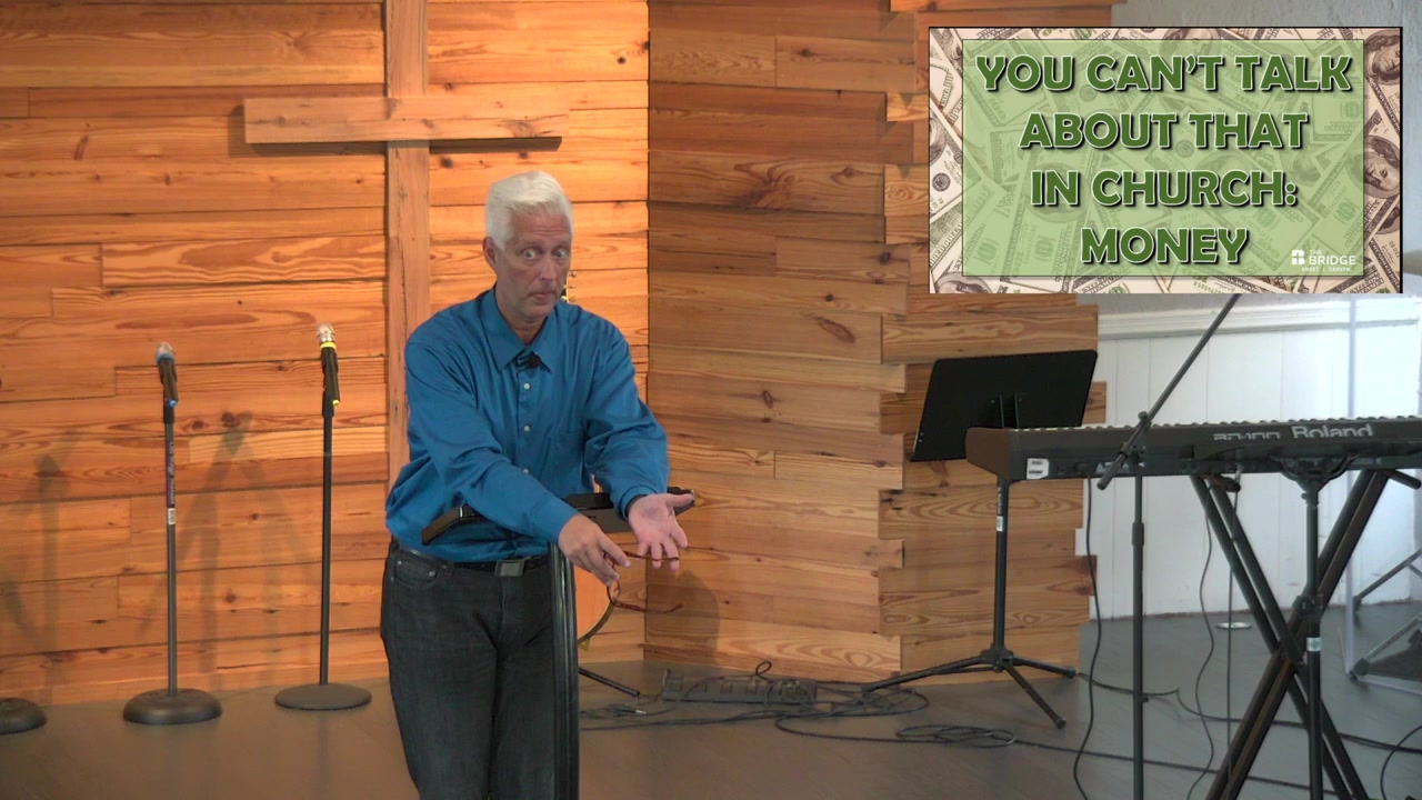 "The Bridge Live in Onset August 4, 2019 ""You Can't Talk About That In Church"" Part 6"