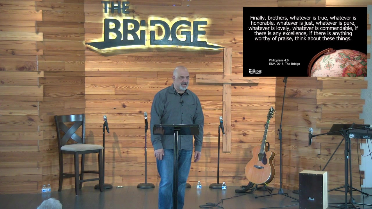 "The Bridge Live In Onset 8.18.2019 ""You Can't Talk About That In Church"" Part 8."