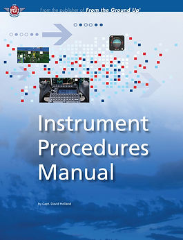 Instrument Procedures Manual - Cover (Fr