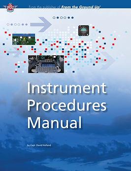 Instrument Procedures Manual - Cover (Fr