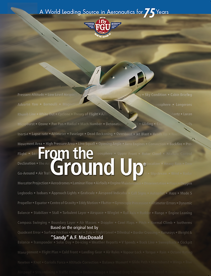 From the Ground Up - Cover (Front) 2018.