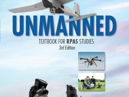 Press Release: Unmanned, 3rd Edition April 15, 2021