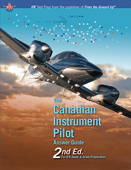 Canadian Instrument Pilot Answer Guide -