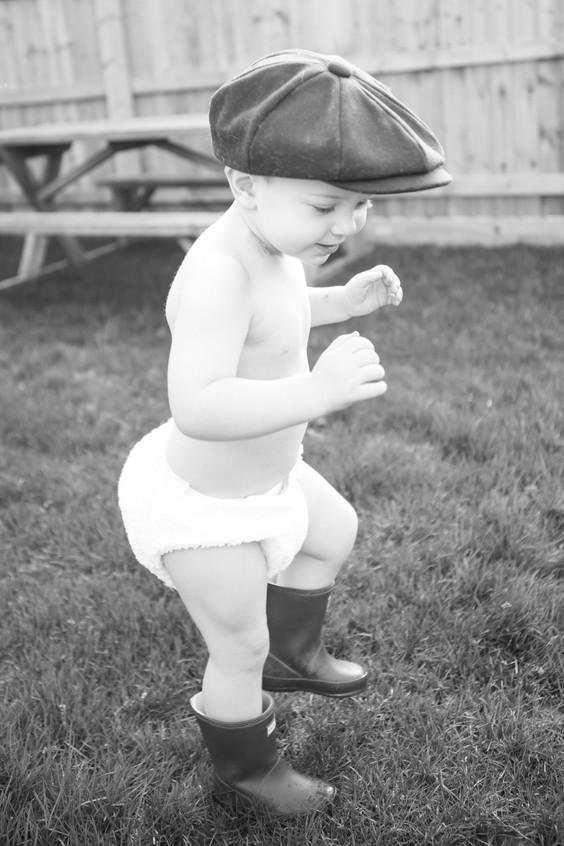 Devon Peaky Blinders baby