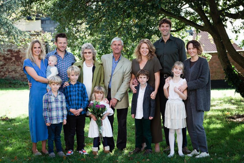 Topsham family photoshoot