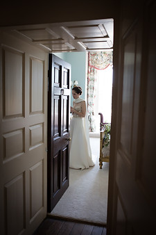 Powderham Castle bridal suite