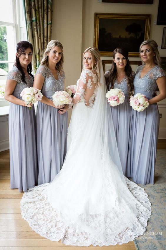 Deer Park bridesmaids