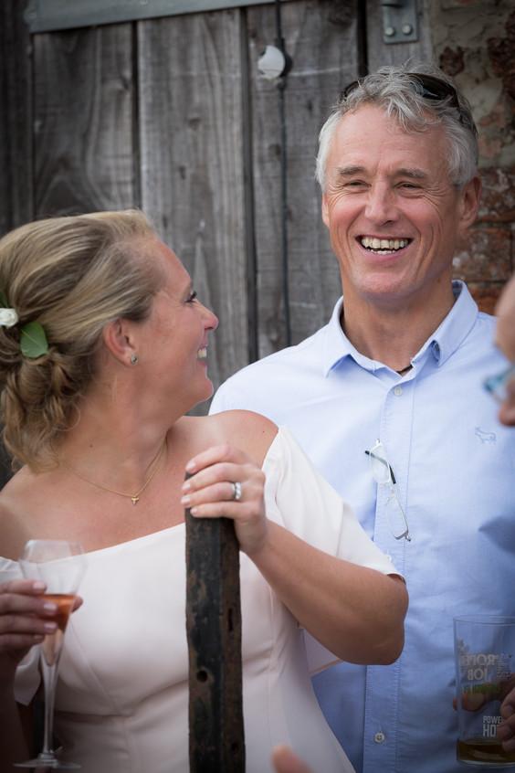 Wedding couple Devon