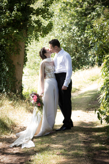 Powderham Castle American Garden Couple Shots