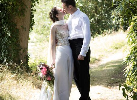 Devon Wedding Photographer: Elegance and Owls at Powderham Castle!