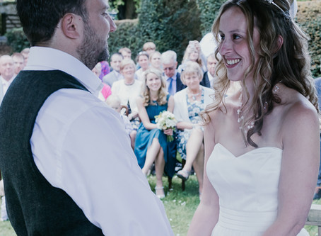 Devon Wedding Photographer: Sunny Funny Wedding at Colehayes Park!