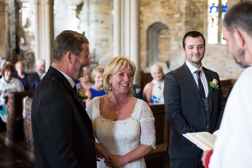 Stowford ceremony