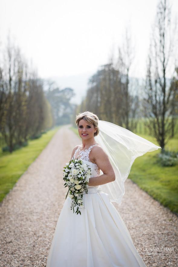 Pynes House Bride