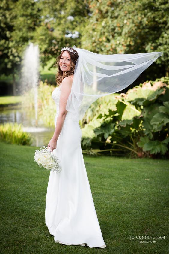 Haselbury bride