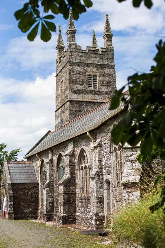 Stowford Church