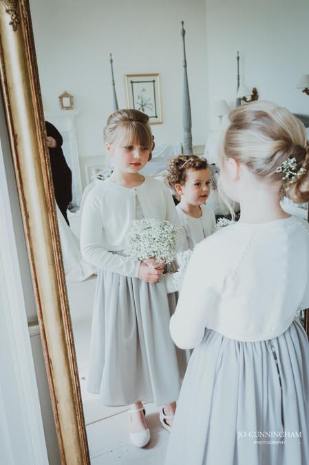 Pynes House Bridesmaids